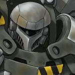 1,000-kg Longinus Battle Armor