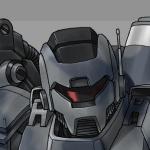 350-kg Stark Light Battle Armor