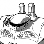 85-ton Grand Crusader Mech