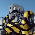 100-ton Grand Titan Mech