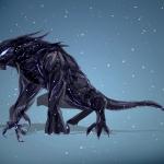 The Tyrus Ice Creature
