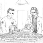 Duel Analysis - Dire Wolf versus Berserker