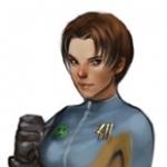 Sasha Breen - First Steel Viper Striker