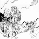 Strider\'s Strikers - Guard Down