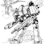The Stunt Loader Mech