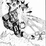 Strider\'s Strikers - Death Of The Albatross